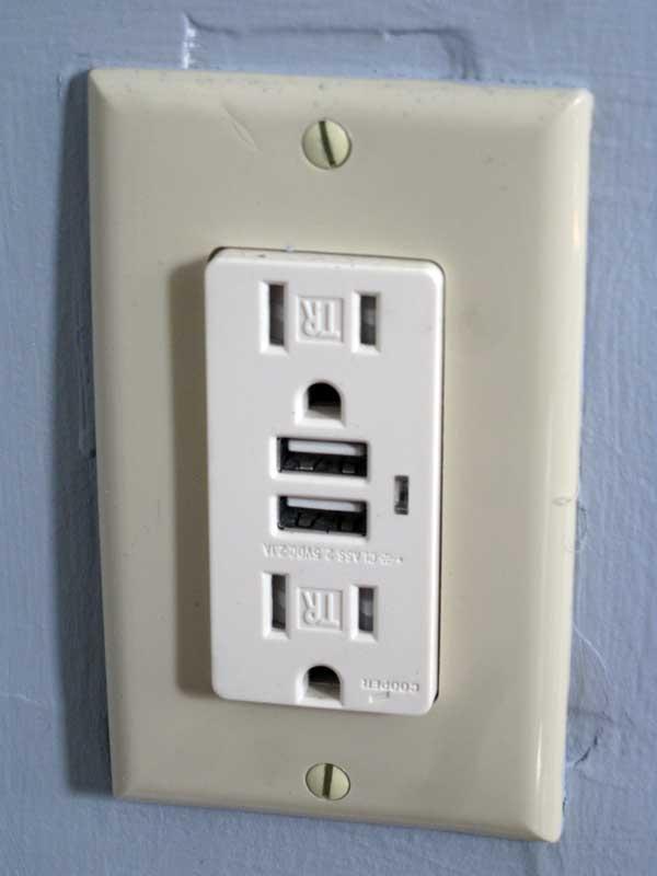 USB-Outlet