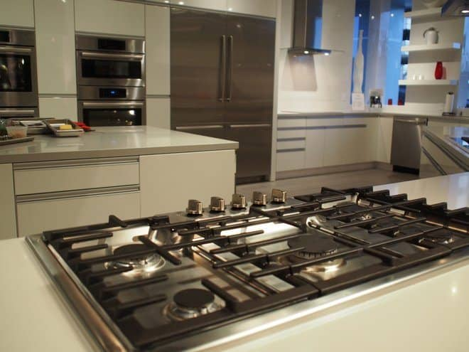 stove kitchen coral decor what s the difference between a range and cooktop bosch