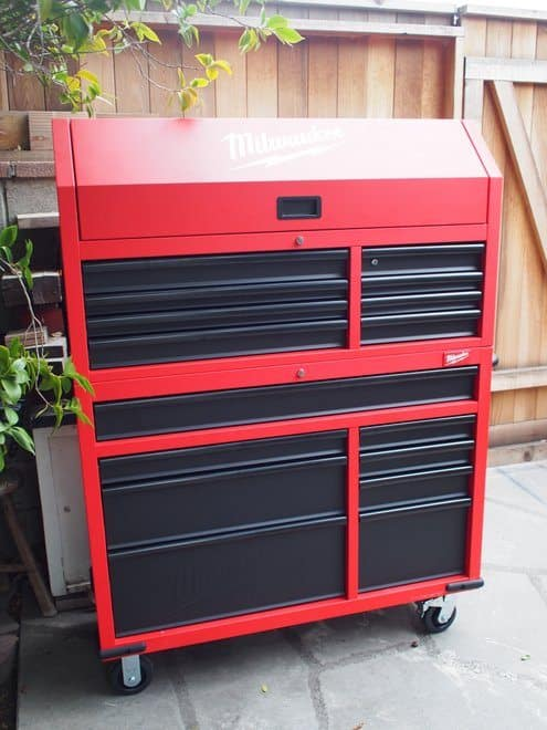 Milwaukee Tool Rolling Tool Storage Chest