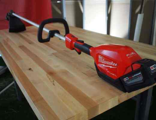 milwaukee tool trimmer