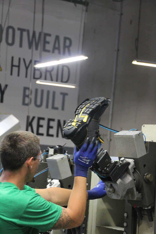 Keen Shoe Factory