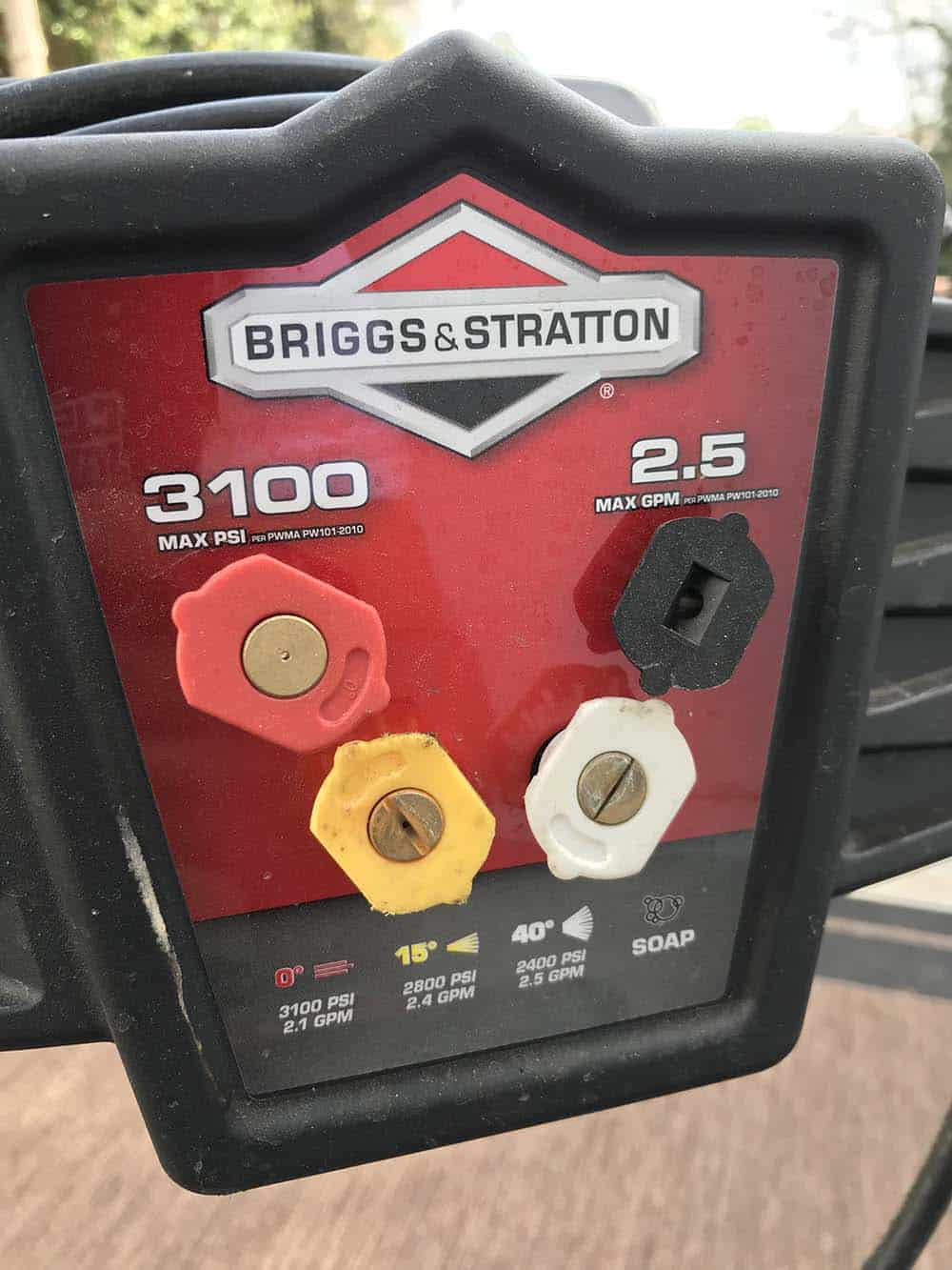 Why A Pressure Washer Is Must Have Cleaning Tool Just Bought Power With Briggs And Stratton Engine One Concern Gas Powered Was The Sound Of But Addressed This By Introducing Quiet Sense Technology That