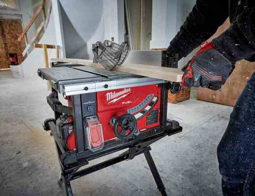 Milwaukee Tool Table Saw