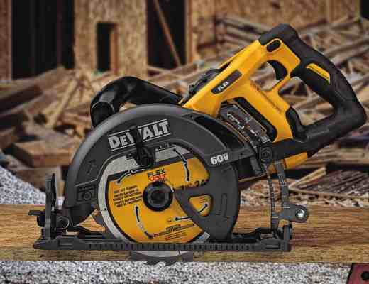 dewalt brushless saw