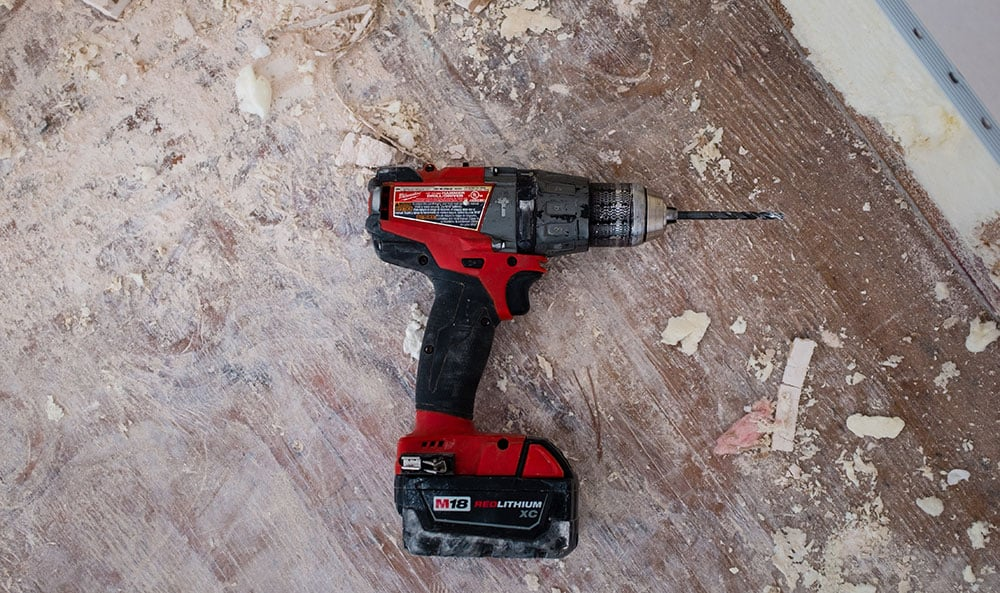 milwaukee tool drill
