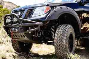 Nissan Frontier Overlander
