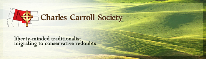 Liberty, Catholicism, Redoubt