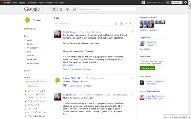 Google Plus - charlesen.fr