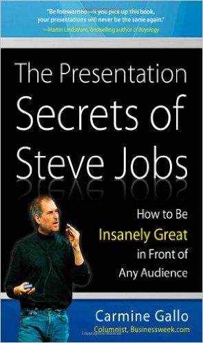 Acheter le livre The Presentation Secrets of Steve Jobs