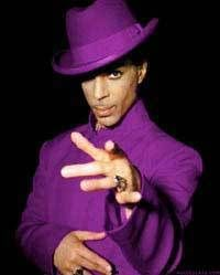 PRINCE-His Purple Badness !!!