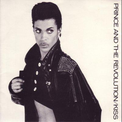 PRINCE-Kiss single 1988