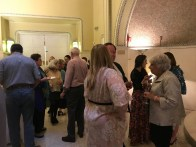 Guests at the Charlesgate in Bloom Fundraiser and Cocktail Party