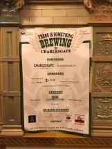 "Poster for ""There Is Something Brewing in Charlesgate"""