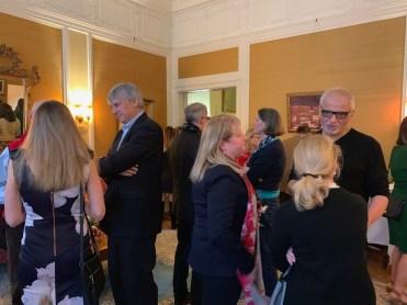Guests at Charlesgate in Bloom 2019