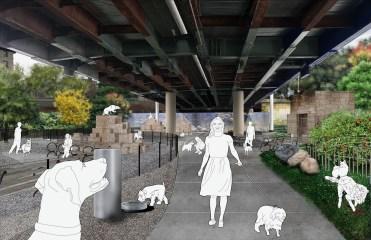 Dog Park after
