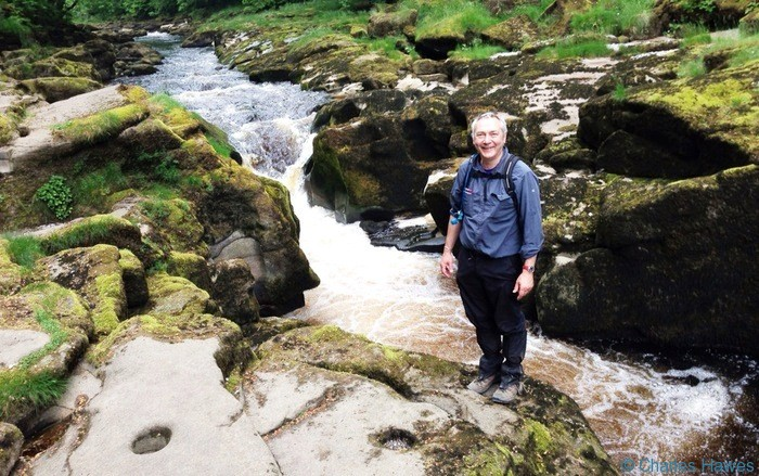 me at the strid