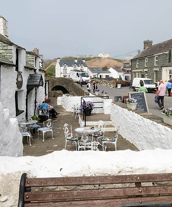 Aberdaron, photographed by Charles Hawes