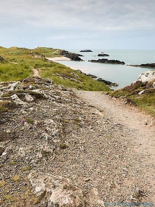 Llanddwyn Island, Anglesey, photographed by Charles Hawes