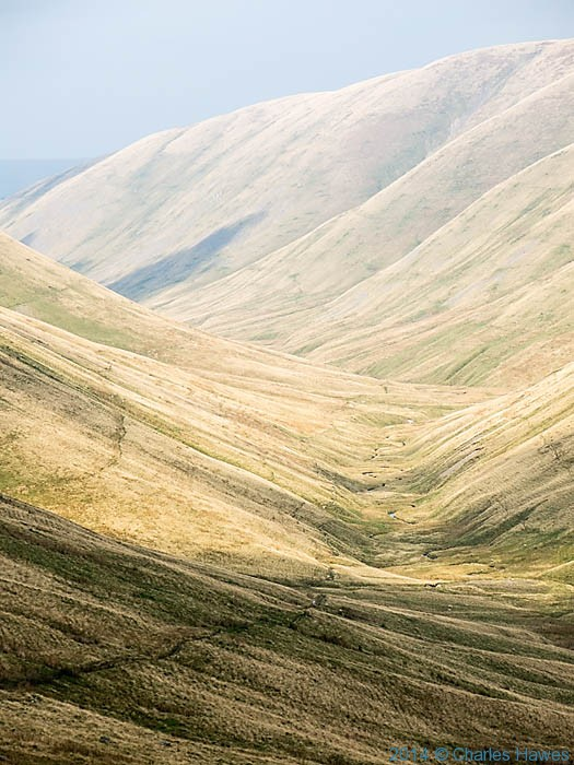 Bowderdale, Howgill Fells, Cumbria, photographed by Charles Hawes