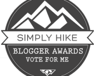 Hiking & Walking Finalist 2015
