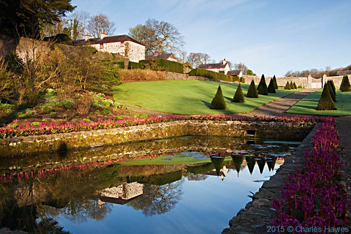 Plas Cadnant Gardens, Menai Bridge, Anglesey, photographed by Charles Hawes