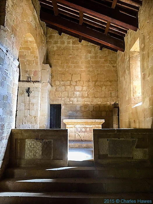 Pieve di Corsignano, Pienza, Tuscany, Photographed by Charles Hawes