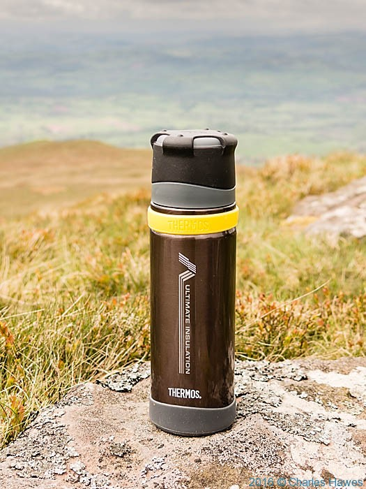 Ultimate Insulation Genuine Thermos Flask, photographed by Charles Hawes