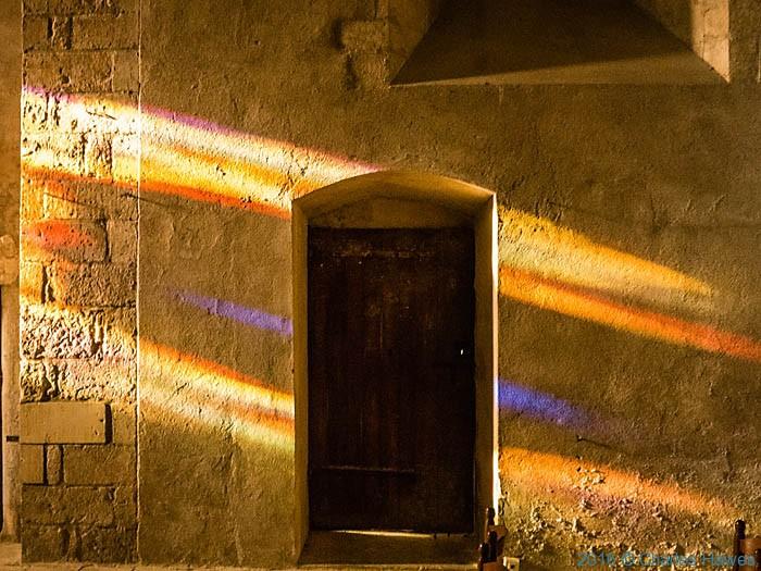 Eglise Saint Pierre, Carennac, Dordogne, France, photographed by Charles Hawes