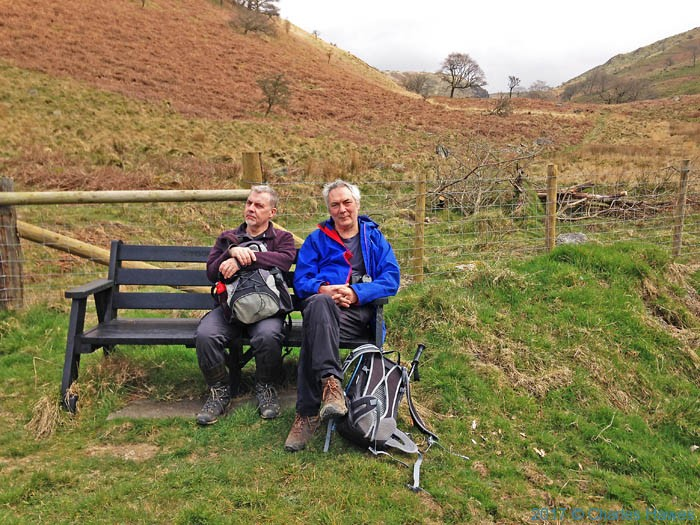 Cambrian Way near Strata Florida - photographed by Neil Smurthwaite