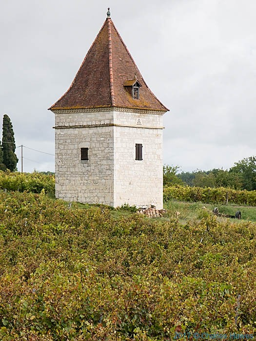 Pigonnerie in Andillac, France, photographed by Charles Hawes