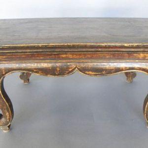 Elm Wood Kang Table, China