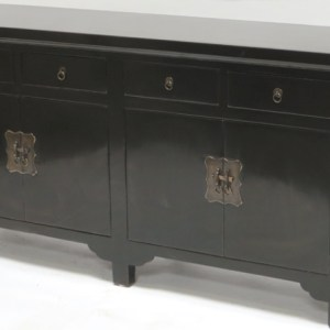 Black Lacquer Sideboard