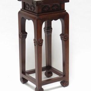 Walnut Wood Stand