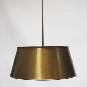Brass Pendant Light Fixture