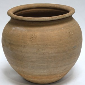Clay Water Container