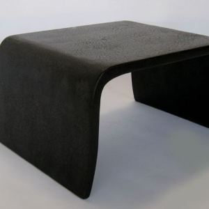 Black Lacquer Low Table, Bejing, China, Newly Made