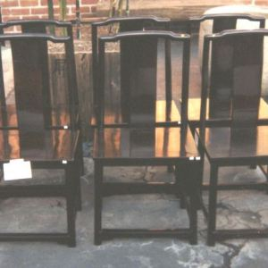 Blackwood Side Chair, Guangdong Province, China, Newly Made