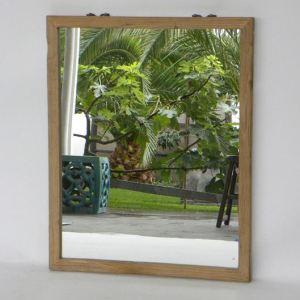 Elm Wood Frame Mirror, Beijing, China