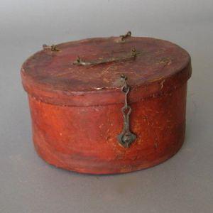 Paper Mache Turban Box