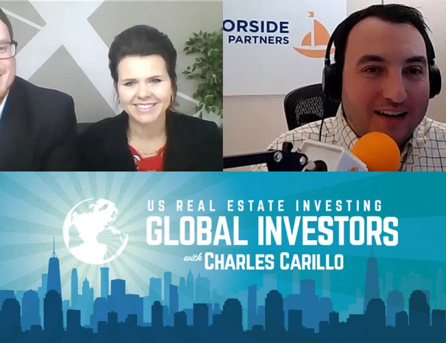 GI21: Financially Free By 30 via U.S Real Estate Investing from Canada with Janie Grenier & Kyle Duelund