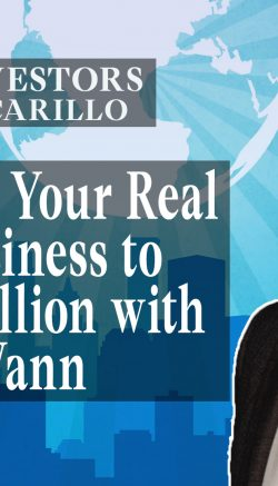 Scaling Your Real Estate Business to Over $60 Million with Mike Vann (Youtube)