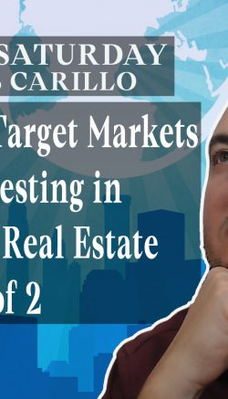 Choosing Target Markets When Investing in Multifamily Real Estate 1 (Youtube)