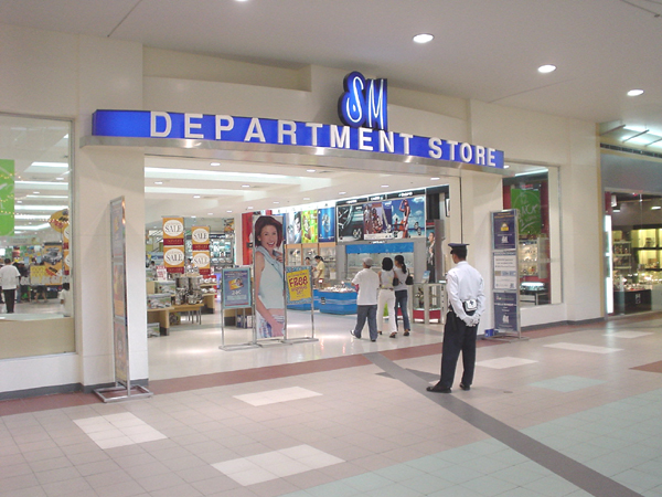 Shopping Malls And Department Stores, People And Places Of