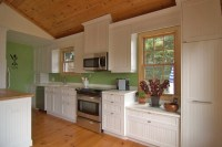 Custom galley kitchen - optimum use of a small space ...