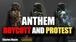 ANTHEM PLAYERS PROTEST AND BOYCOTT NO FUN BUG PATCH | WHAT SIDE ARE YOU ON?