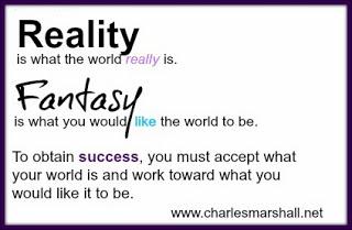 Reality Fantasy