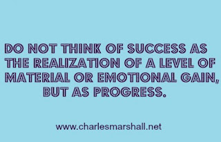 Success as Progress