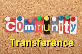 Community tranference