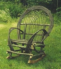 handmade chair