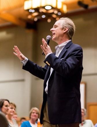 New Mexico Funny Keynote Speaker Charles Marshall
